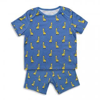 "Пижамка от две части ""Giraffe"""